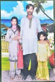 Shahzad, Shama et leur fille